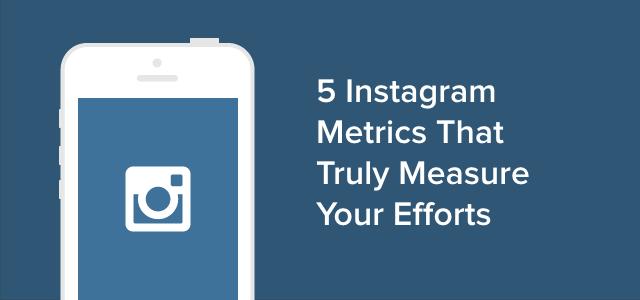 instagram metrics cover art