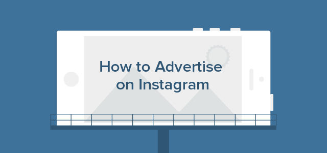 instagram advertising header