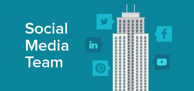 Como construir uma equipe dinâmica de redes sociais