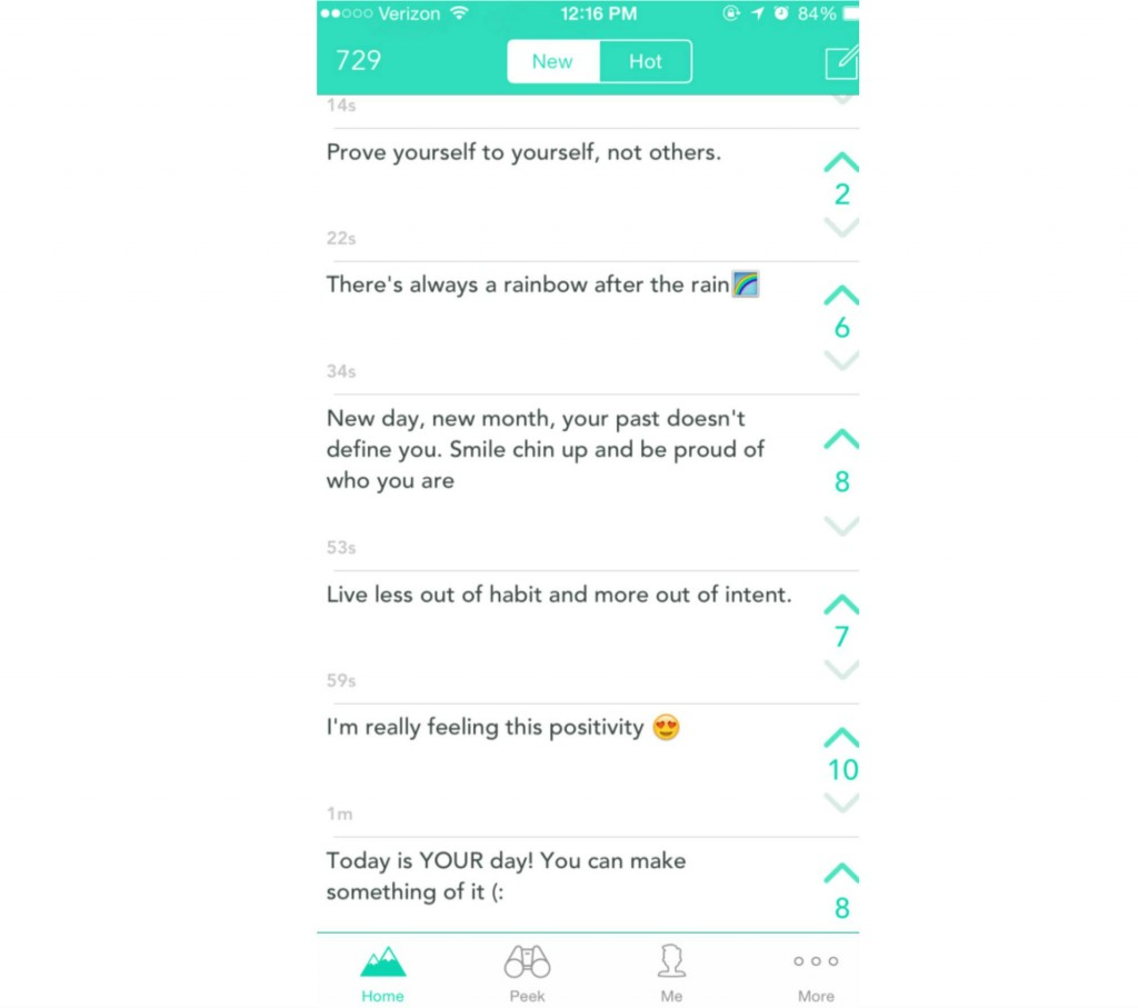 Yik Yak at High Point University