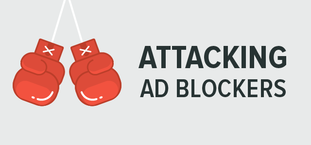 Attacking Ad Blockers With Social Media