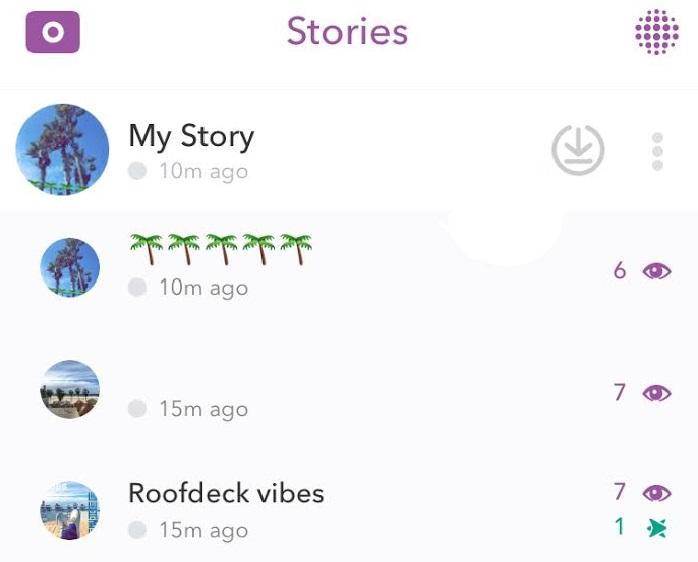 Snapchat Metrics
