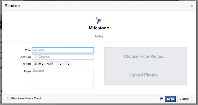 SpringCleanFacebookMilestone