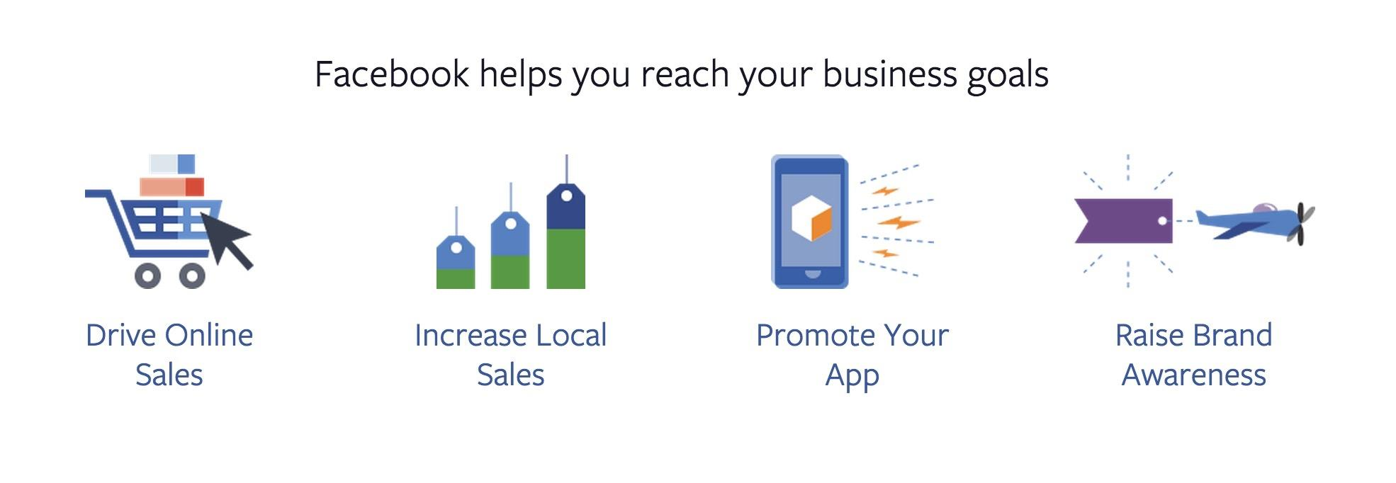 facebook business example