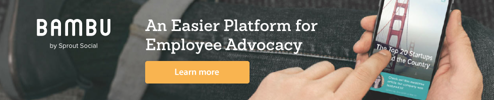An Easier Platform for Employee Advocacy