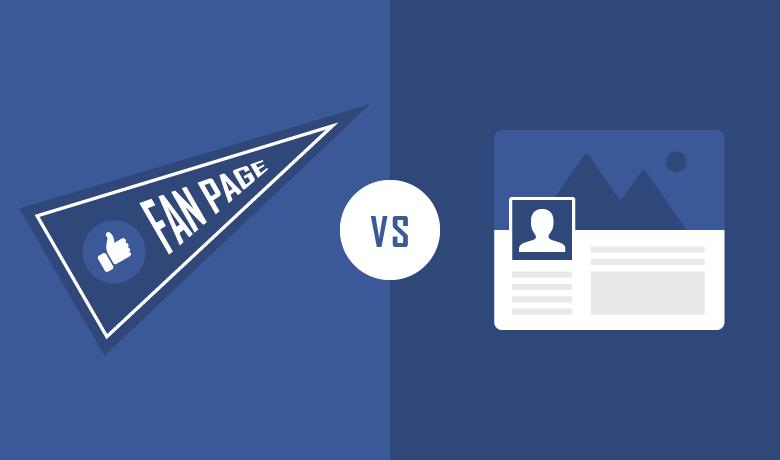 Perfil ou Fan Page do Facebook: saiba a diferença