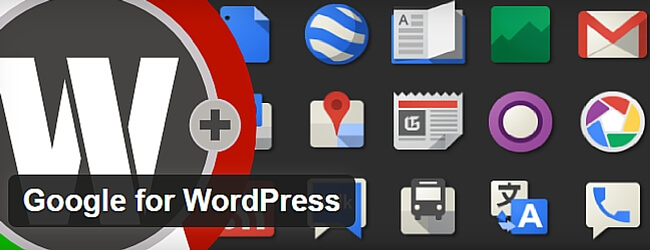 Google for WordPress Plugin