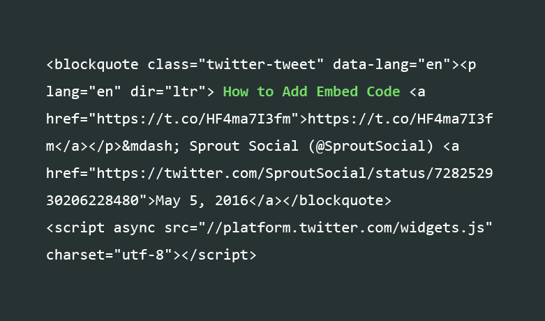 How to Add an Embed Code on Every Social Media Network