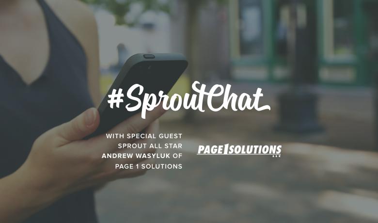 #SproutChat Recap: Navigating Social Advertising