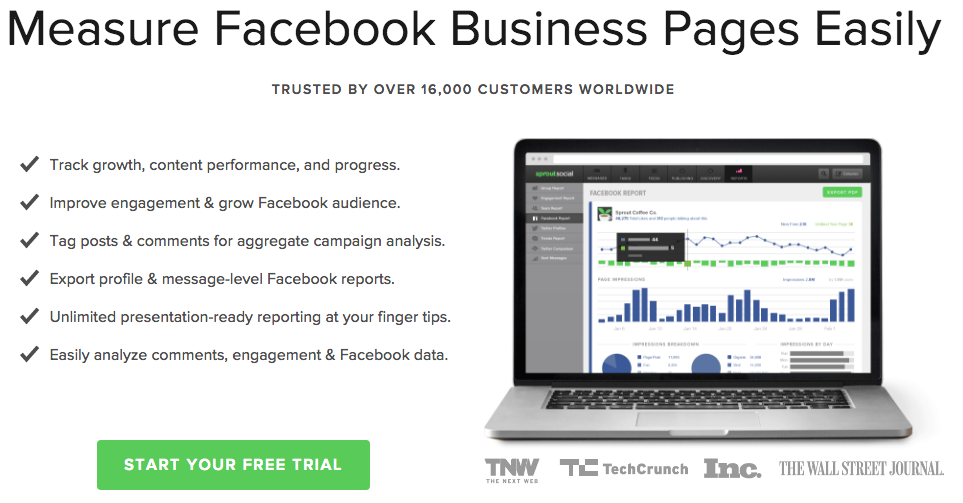 sprout facebook analytics