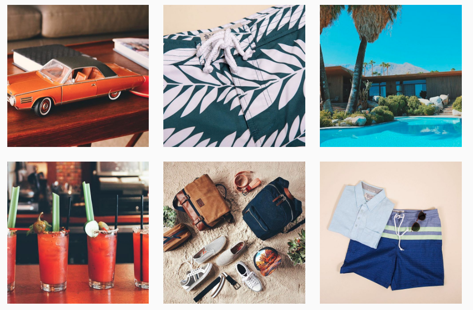 original penguin instagram example