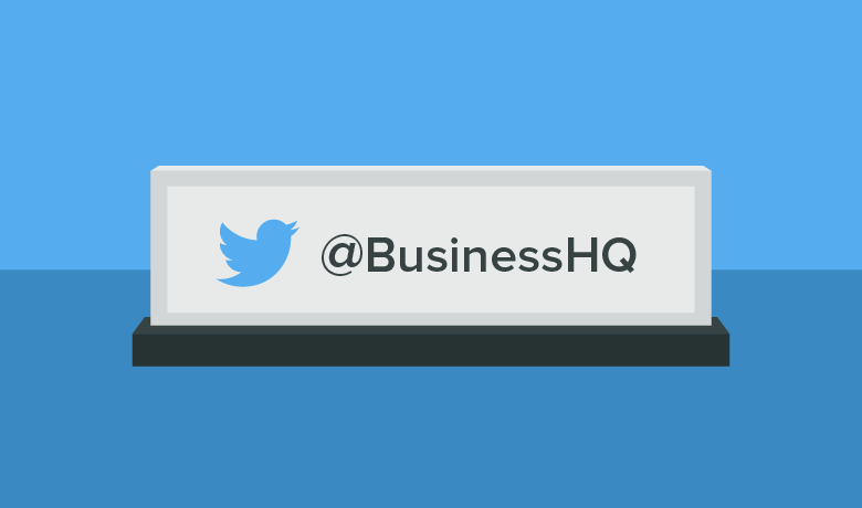 What Your Twitter Handle Says About Your Business