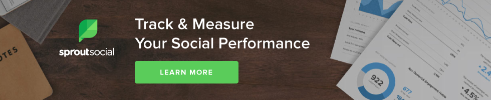 Track & Measure Your Social Performance