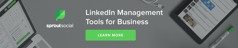 LinkedIn Management Tools for Business
