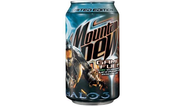 halo and pepsi co-marketing example