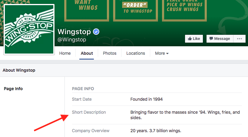 wingstop example