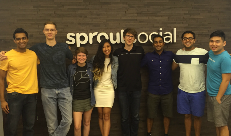 Sprout Social Summer 2016 Interns