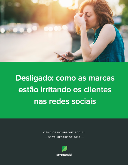 O Índice do Sprout Social Q3 2016