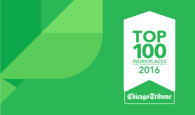 Sprout Named a Top Workplace by Chicago Tribune