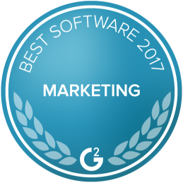 "Sprout Social Named to G2 Crowd's ""Best Software 2017"" List G2 Badge"