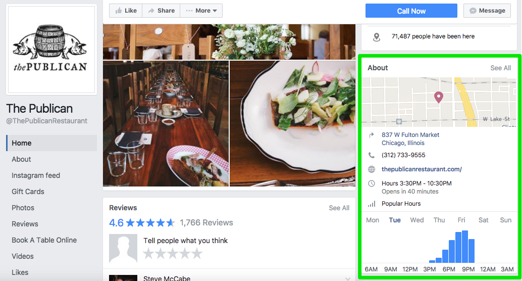 Complete Guide to Social Media for Restaurants & Bars