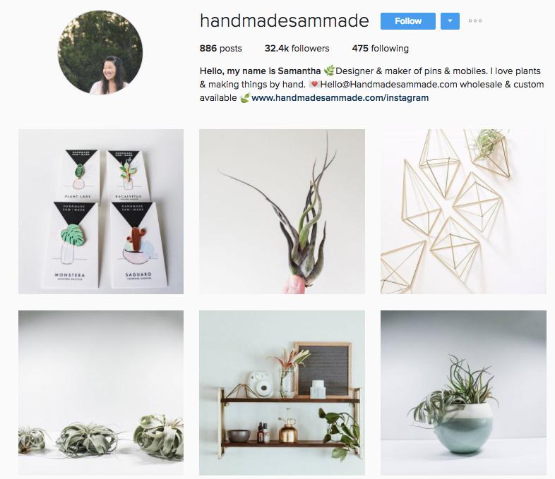 3 Steps for Successfully Selling on Instagram handmadesandmade instagram