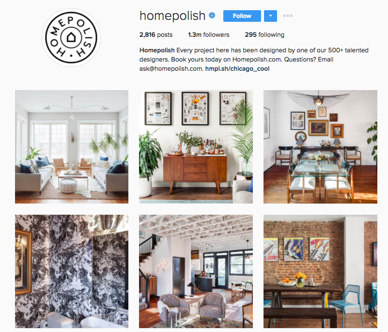 3 Steps for Successfully Selling on Instagram homepolish instagram