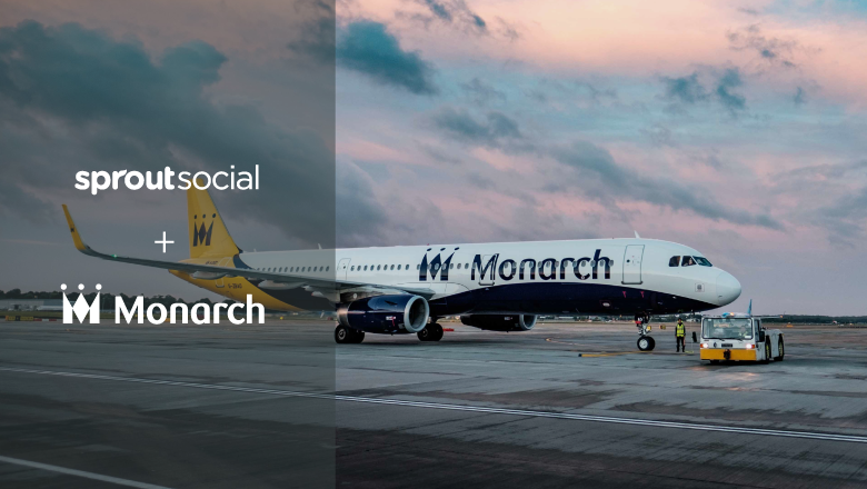 Monarch Airlines Plane