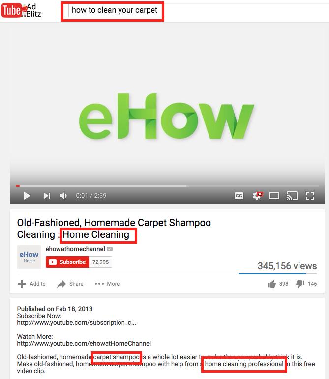 optimized youtube example