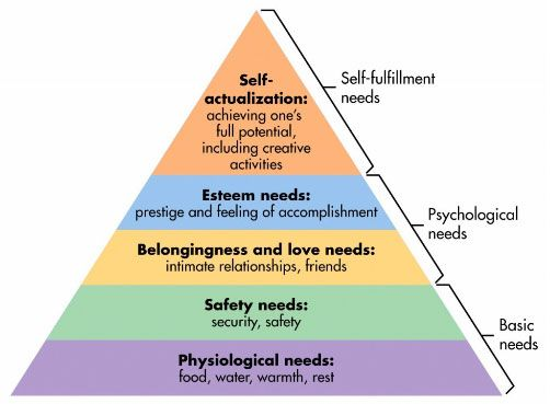 Maslow's Hierarchy of Needs  How to Use Social Proof to Boost Conversions Maslows Hierarchy of Needs