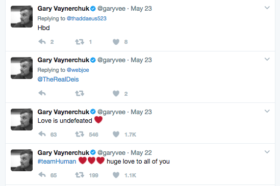 Gary Vaynerchuk Tweets  The Complete Guide to Twitter Marketing Gary Vaynerchuk Tweets