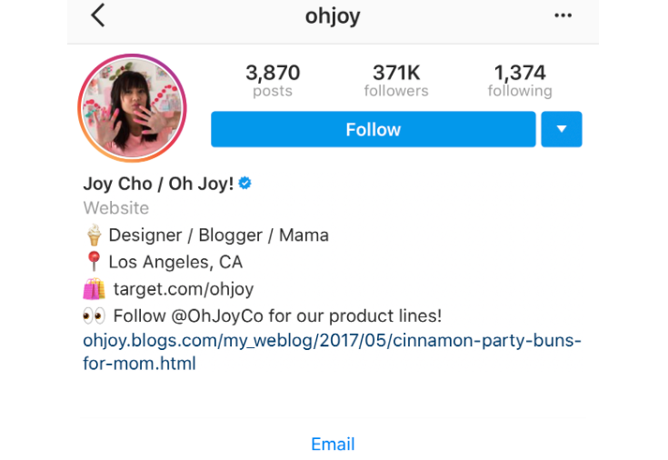 How To Craft The Best Instagram Bios For Businesses Sprout Social - 17 hilarious examples that show the importance of proper letter spacing