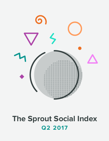 The Q2 2017 Sprout Social Index
