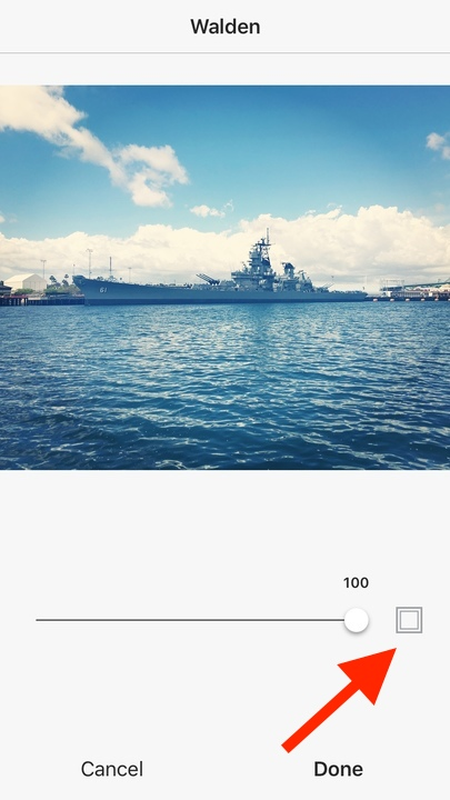 instagram border example  12 Little Known Instagram Hacks Brands Must Try instagram border example