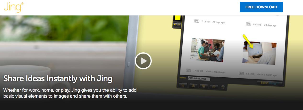 jing screenshot