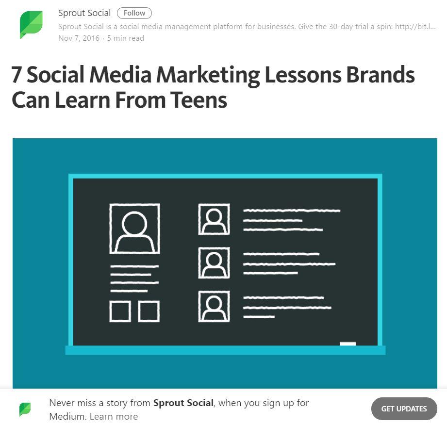 medium  5 Types of Social Media Every Marketer Needs to Know Medium