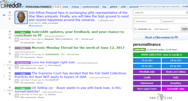 reddit  5 Types of Social Media Every Marketer Needs to Know Reddit2 e1497382555759
