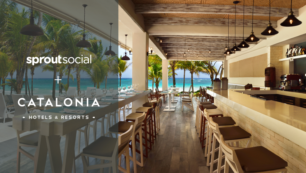 sprout social catalonia hotels case study