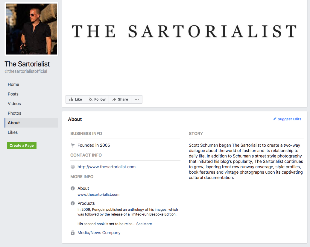 title  The Ultimate Guide to Personal Branding the satorialist