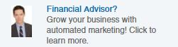 consultor financeiro vinculado
