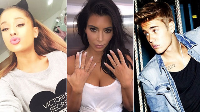 grande kardashian and bieber image  Here's Why You Should Never Buy Instagram Likes buy instagram likes