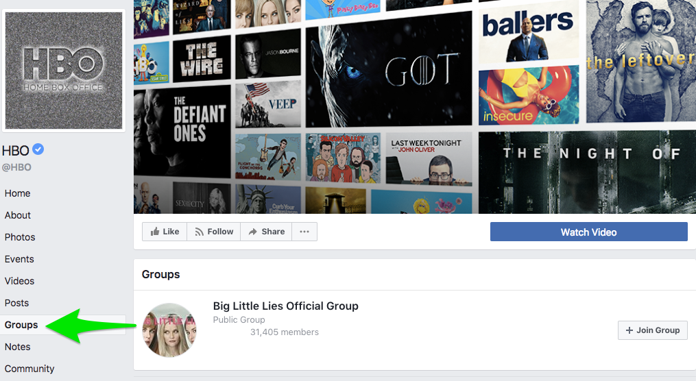 title  9 Tips to Improve Organic Growth with the Facebook Algorithm hbo group
