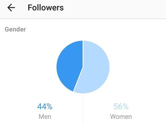 instagram insights follower demographics  Free Instagram Analytics vs Premium Tools: Pros & Cons instagram insights follower demographics e1501187147513