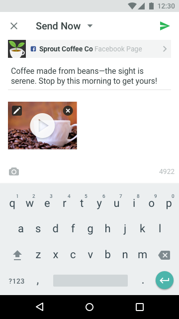 Facebook Video - Android