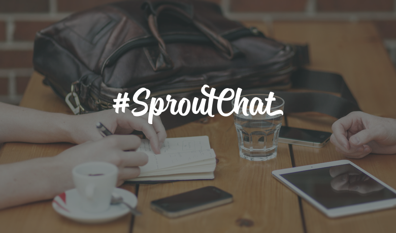 #SproutChat Recap: Creating Content on the Go