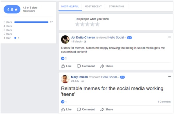 hello social facebook reviews  11 Tips & Tactics for Expert-Level Social Selling hello social 2