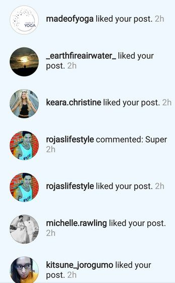 instagram notifications  5 Powerful Insights an Instagram Tracker Should Reveal to Your Brand latest instagram notifications e1504884966953
