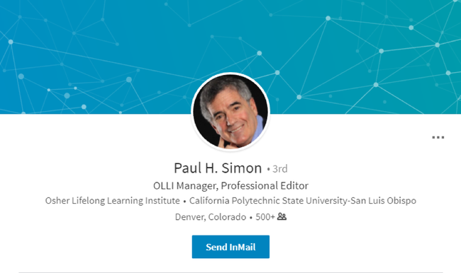 paul simon linkedin  11 Tips & Tactics for Expert-Level Social Selling paul simon linkedin