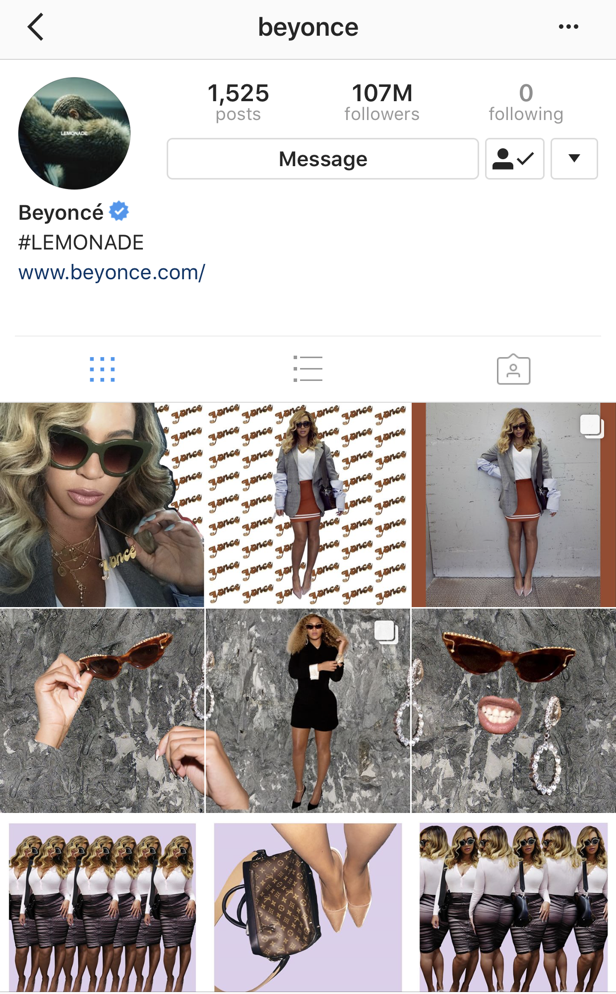 14 Ways to Outsmart the Instagram Algorithm beyonce instagram