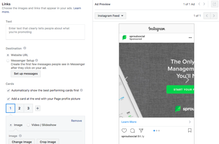 instagram carousel example  How to Conquer Instagram Advertising Without Breaking the Bank instagram carousel example